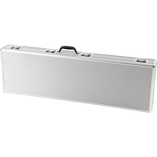 Musician's Gear Electric Bass Metal Flight Case