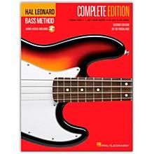 Hal Leonard Electric Bass Method - Second Edition (Book/CD)
