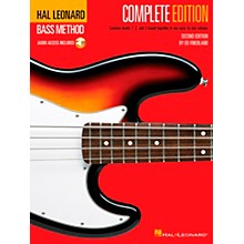 Hal Leonard Electric Bass Method - Second Edition (Book/Online Audio)