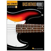 Hal Leonard Electric Bass Method Book I with CD