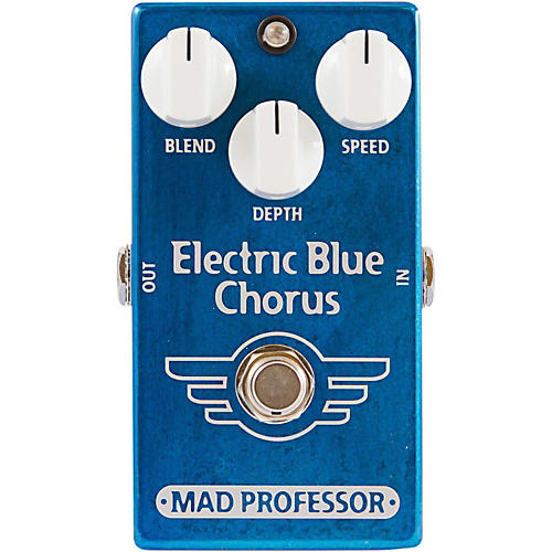Mad Professor Electric Blue Chorus Guitar Effects Pedal
