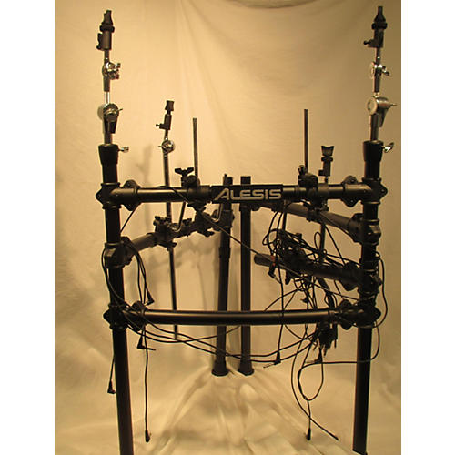 used alesis electric drum rack rack stand guitar center. Black Bedroom Furniture Sets. Home Design Ideas