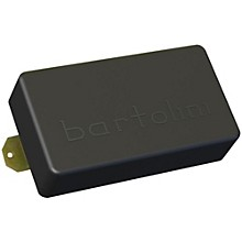 Bartolini Electric Guitar 6-String PAF Jazz/Rock Humbucker Dual Coil Neck Pickup Nickel