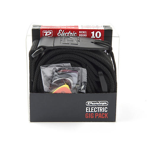 Dunlop Electric Guitar Accessories Pack-thumbnail