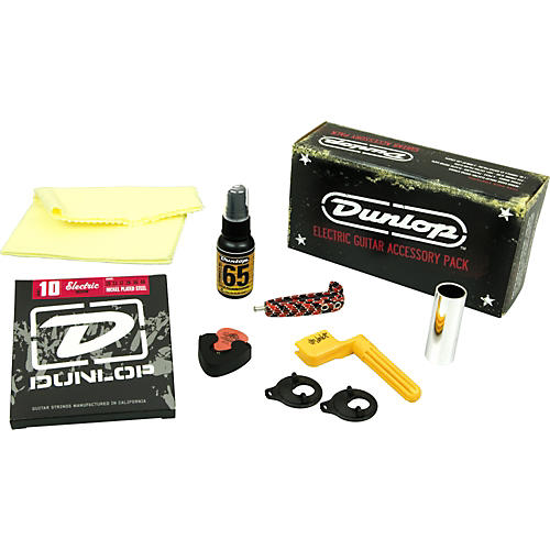 Dunlop Electric Guitar Accessory Pack-thumbnail