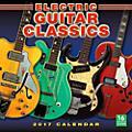 Hal Leonard Electric Guitar Classics 2017 16-Month Wall Calendar  Thumbnail