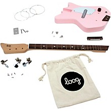 Electric Guitar Kit Pink