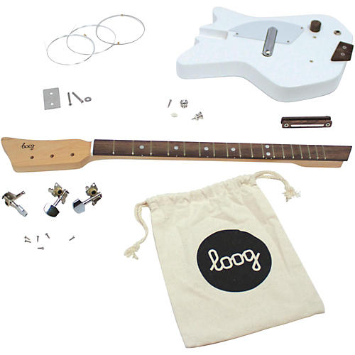 Hal Leonard Electric Guitar Kit White
