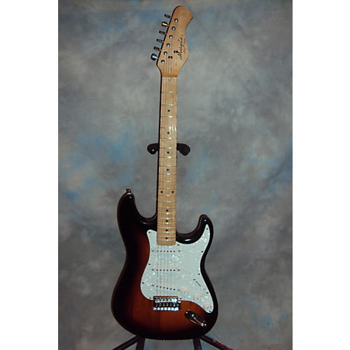In Store Used Electric Guitar Solid Body Electric Guitar-thumbnail