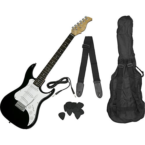 Musician's Gear Electric Guitar Value Pack-thumbnail