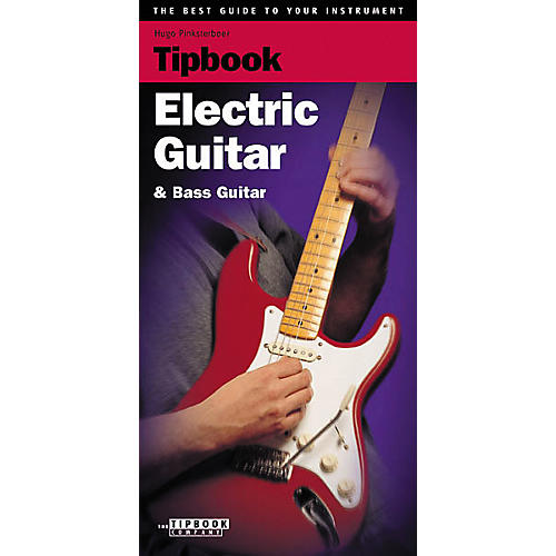 Tipbook Electric Guitar and Bass Guitar Book-thumbnail
