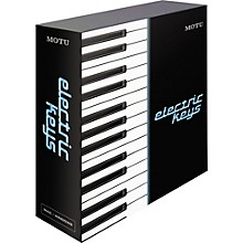 MOTU Electric Keys Virtual Instrument