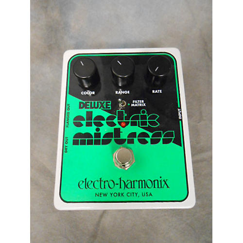 Electro-Harmonix Electric Mistress Flanger Effect Pedal-thumbnail