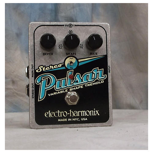 Electro-Harmonix Electric Mistress Flanger Effect Pedal