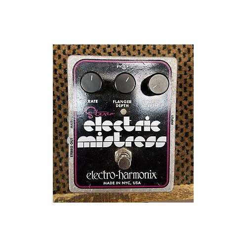 Electro-Harmonix Electric Mistress Flanger Effect Pedal-thumbnail