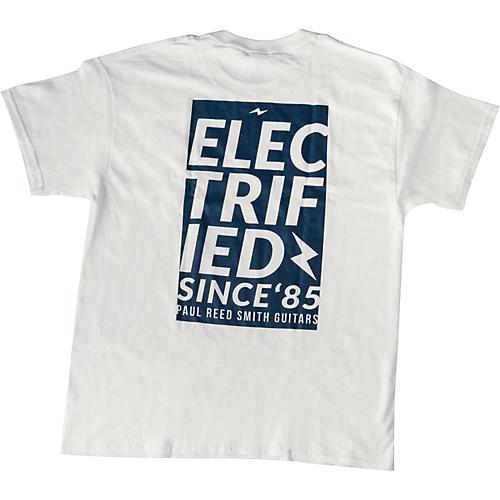 PRS Electrified T-Shirt XX Large White