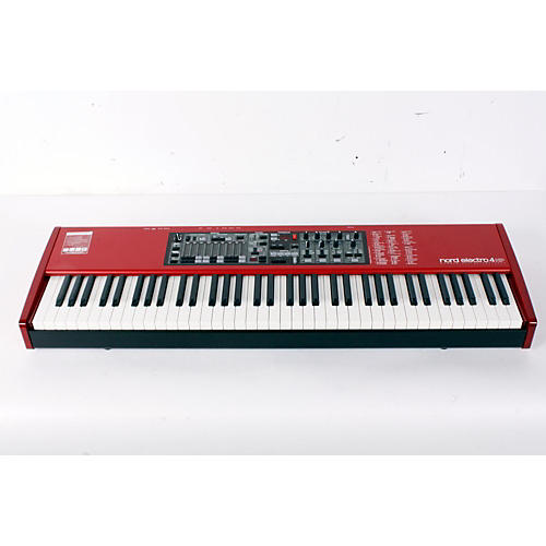 Nord Electro 4 HP 73-Key Keyboard  888365144481
