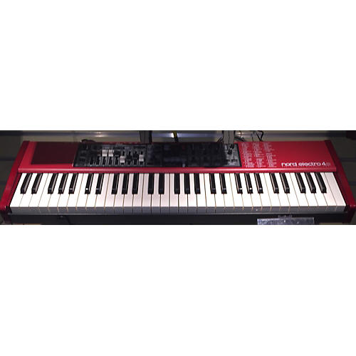 Nord Electro 4D SW61 Synthesizer-thumbnail