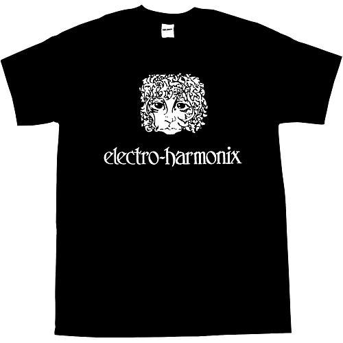 Electro-Harmonix Electro-Harmonix Logo T-Shirt Medium Black