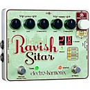 Electro-Harmonix The Ravish Sitar Synthesizer Guitar Effects Pedal (RAVISH)