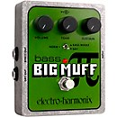 Electro-Harmonix XO Bass Big Muff PI Distortion Effects Pedal (XOBASSBIGMUFFPI)