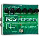 Electro-Harmonix XO Stereo Polychorus Analog Flanger and Chorus Guitar Effects Pedal (STEREOPOLYCHORUSXO)