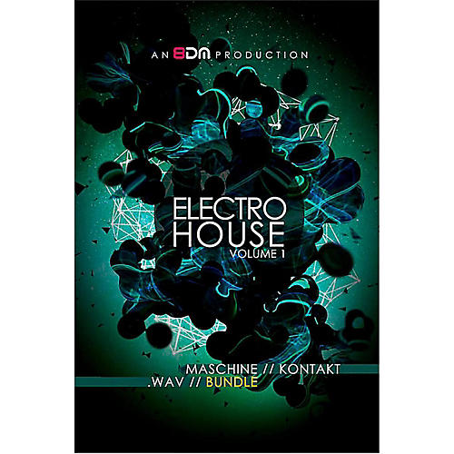 8DM Electro House Vol 1 Bundle (Wav/Kontakt/Maschine)-thumbnail