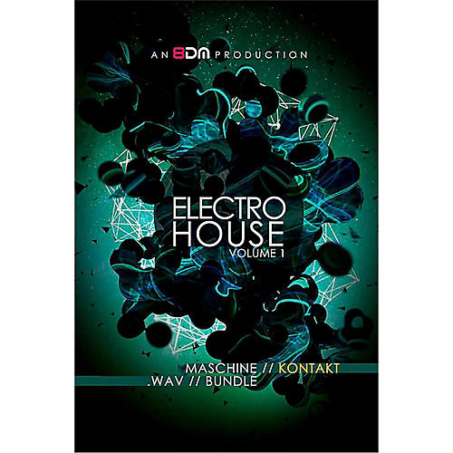 8DM Electro House Vol 1 for Kontakt-thumbnail