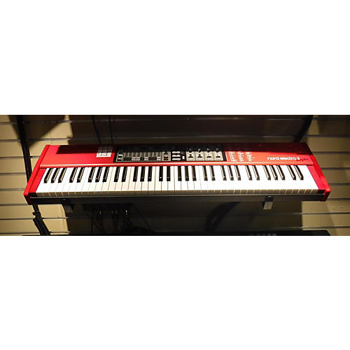 used nord electro ne373 stage piano guitar center. Black Bedroom Furniture Sets. Home Design Ideas
