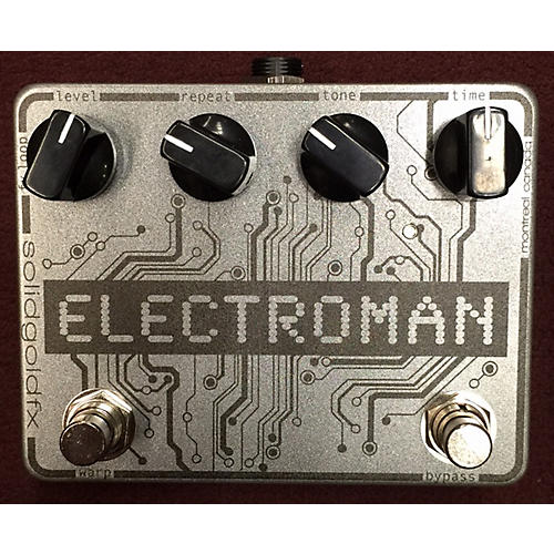 Solid gold fx electroman