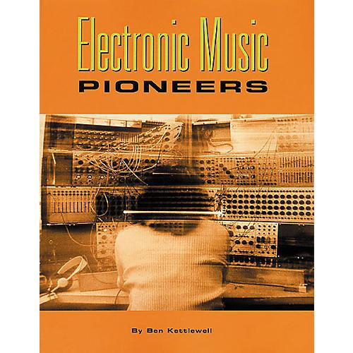 ArtistPro Electronic Music Pioneers Book-thumbnail