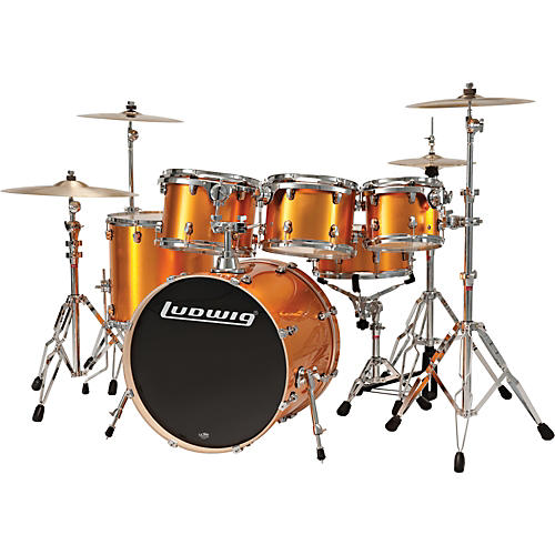 Ludwig Element 6-Piece Fusion Shell Pack-thumbnail