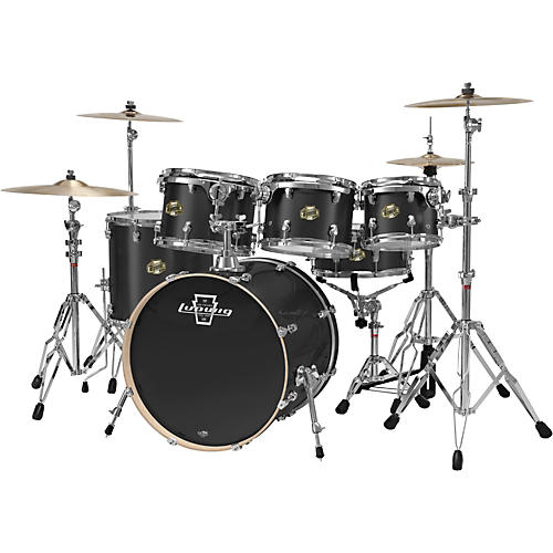 Ludwig Element 6-Piece Pop Shell Pack