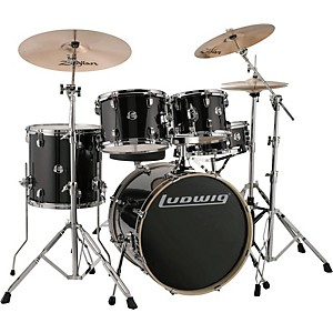 Ludwig Element Evolution 5-Piece Drum Set by Ludwig