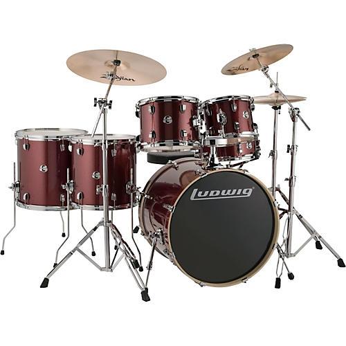 Ludwig Element Evolution 6-Piece Drum Set-thumbnail