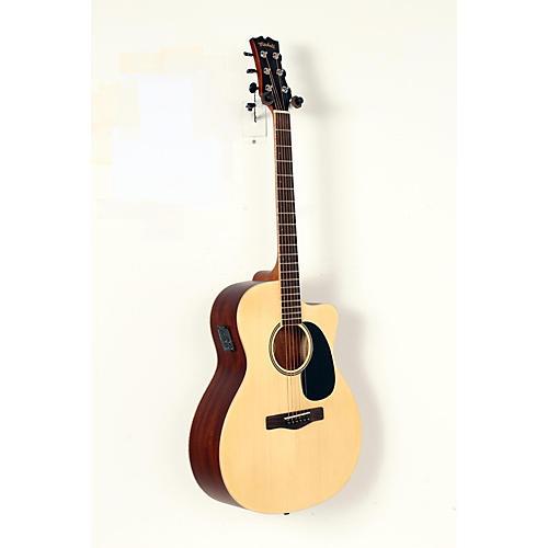 Mitchell Element Series ME1ACE Auditorium Cutaway Acoustic-Electric Guitar-thumbnail