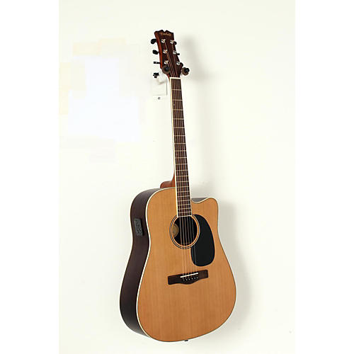 Mitchell Element Series ME2CEC Dreadnought Cutaway Acoustic-Electric Guitar-thumbnail