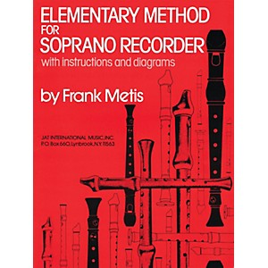 Criterion Elementary Method for Soprano Recorder Criterion Series Softcover... by