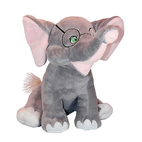 Hal Leonard Eli The Elephant Plush Toy (Part Of Freddie The Frog Series)-thumbnail