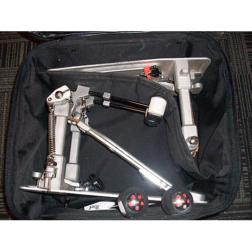 Pearl Eliminator Demon Chain Drive Double Bass Drum Pedal-thumbnail