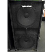 Electro-Voice Eliminator KW Dual 18 Unpowered Speaker