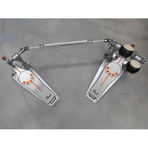 Pearl Eliminator Redline Chain Drive Double Bass Drum Pedal-thumbnail
