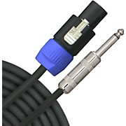 "Livewire Elite 12-Gauge Speakon to 1/4"" 2-Pole  Speaker Cable"