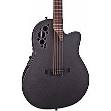 Ovation Elite 1778 TX Acoustic-Electric Guitar Level 1 Black