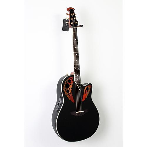 Ovation Elite 2078 AX Deep Contour Acoustic-Electric Guitar-thumbnail