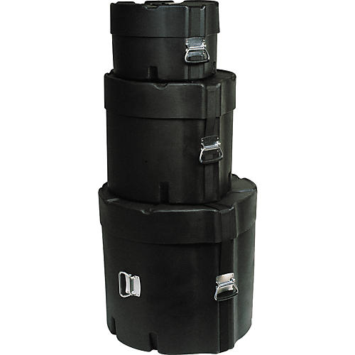 Protechtor Cases Elite Air Bass Drum Case Ebony 20 x 18 in.
