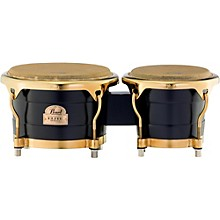 Pearl Elite Bongos, Thai Oak Level 1 7 in. and 8 in.