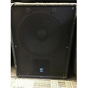 Yorkville Elite Excursion 2000 Powered Subwoofer