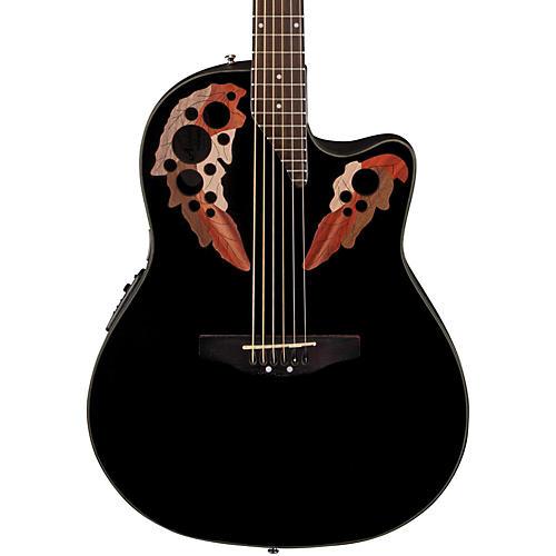 Applause Elite Mid-Depth Bowl Acoustic-Electric Guitar