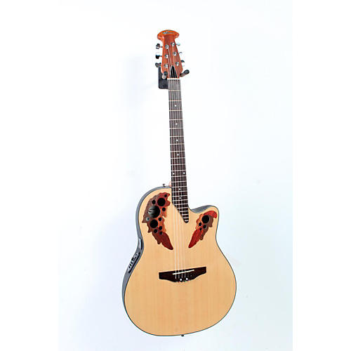 Applause Elite Mid-Depth Bowl Acoustic-Electric Guitar-thumbnail